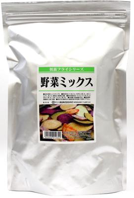 マニハ食品低温フライシリーズ 野菜ミックス 250g×12袋