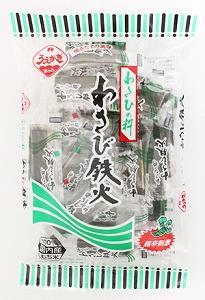 超辛刺激 バーゲンセール わさびの粋 植垣米菓 43g お気に入り わさび鉄火