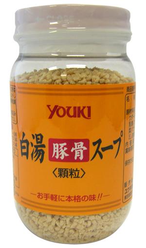 お手軽に本格の味 記念日 ユウキ 登場大人気アイテム 白湯豚骨スープ 130g×12個 1ケース