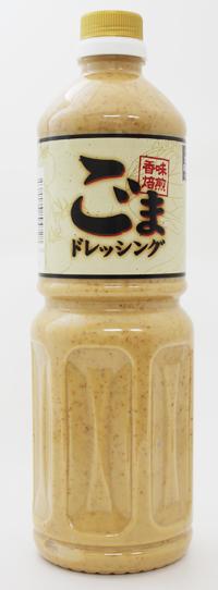 ジェイフーズネット 香味焙煎 お見舞い ごまドレッシング 新作製品 世界最高品質人気 1L