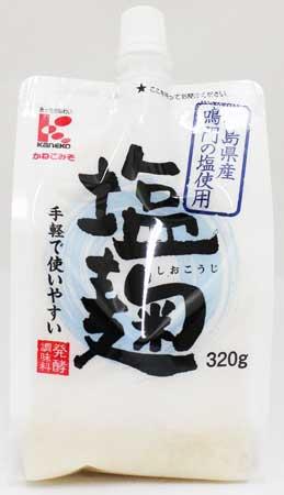 手軽で使いやすい かねこみそ 待望 320g ファクトリーアウトレット 塩麹