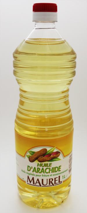 悪玉コレステロールを減らすオレイン酸が主成分 ルシュール モーレル ピーナッツオイル 1L (ピーナツオイル・落花生油)