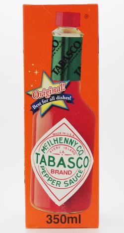 新作アイテム毎日更新 バーゲンセール ピリッと美味しく ピリッと楽しく TABASCO ペパーソース タバスコ 350ml