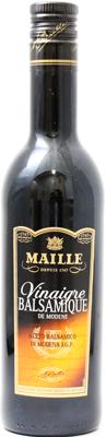 甘さ と 酸味 現品 の絶妙なバランスが特徴 MAILLE バルサミコビネガー マイユ 500ml 春の新作