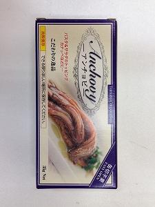 肉厚で身が締まり しっかりした食感が特徴です 売却 トマトコーポレーション 35g×25缶 全店販売中 1ケース アンチョビ