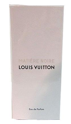 【キャッシュレス5%還元対象】LOUIS VUITTON ルイ・ヴィトン「Matière Noire/マティエール・ノワール」オードゥ パルファン 香水 100ml LP0004 Eau de Parfum