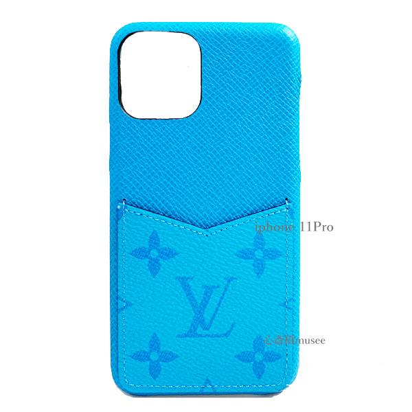 ≪新品≫ルイヴィトン IPHONE 11Pro バンパー タイガラマ スマホ 携帯ケース アクセサリー モバイル ブルー スマホ M30438 アクセサリー モバイル LOUISVUITTON ビトン アイフォン ケース ラッピング 2020年限定カラー