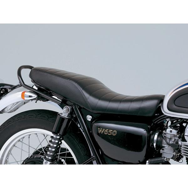 DAYTONA デイトナ COZYシート ローダブルロールType W650/800用 ブラック COMP シートベース付き 【43032】