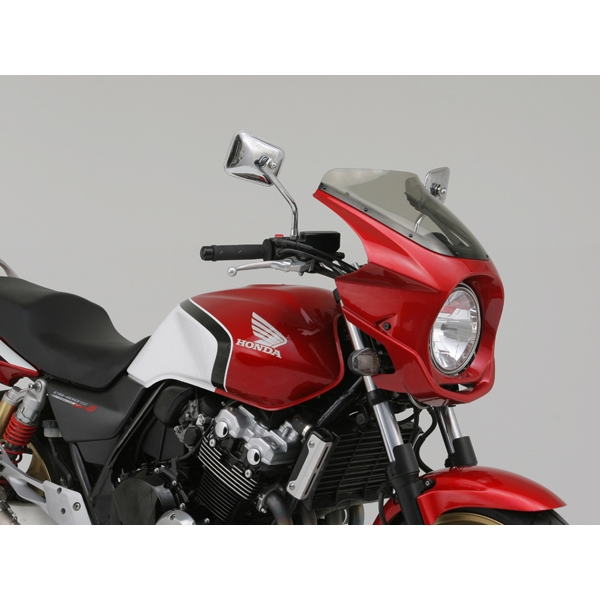 DAYTONA デイトナ AR Breaker 塗装済みセット CB400SF(05・06・08~13) レッド 【74199】