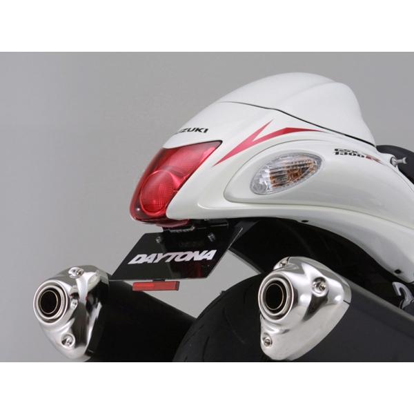 DAYTONA デイトナ フェンダーレスキット(LEDライセンスランプ付き) GSX1300R(08~15) 【74380】