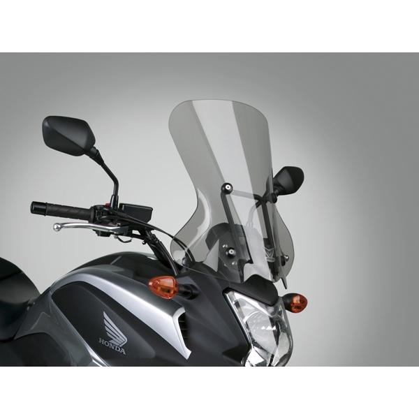 DAYTONA デイトナ national cycle Vstreamウインドシールド NC700X/750X ミドル/ライトスモーク 【91337】