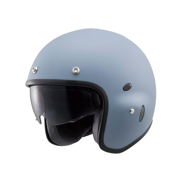 DAYTONA デイトナ Hattrick パイロットヘルメット PH-1 マットグレー Mフリー 【91410】