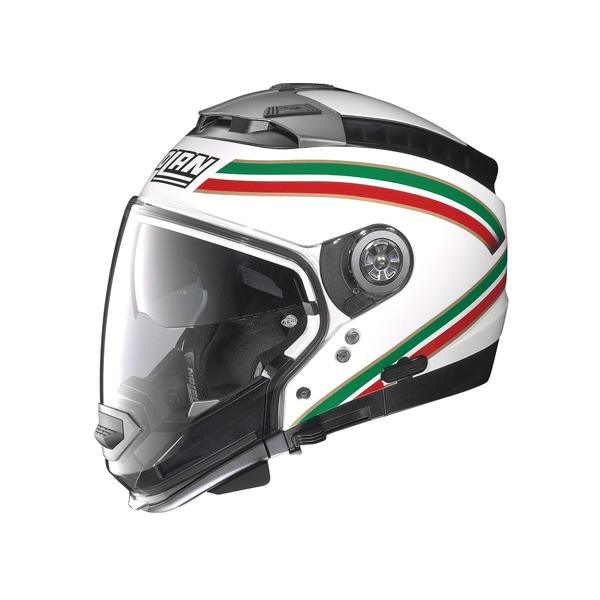 DAYTONA デイトナ NOLAN N44 イタリア メタルホワイト/11 S 【92832】