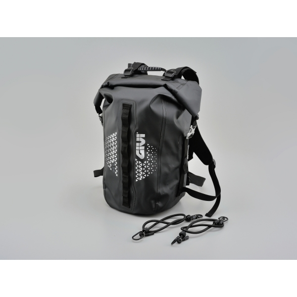 DAYTONA デイトナ GIVI UT802防水バックパック 35L ブラック サイズ:200×270×550(mm)/容量:35L 【96110】