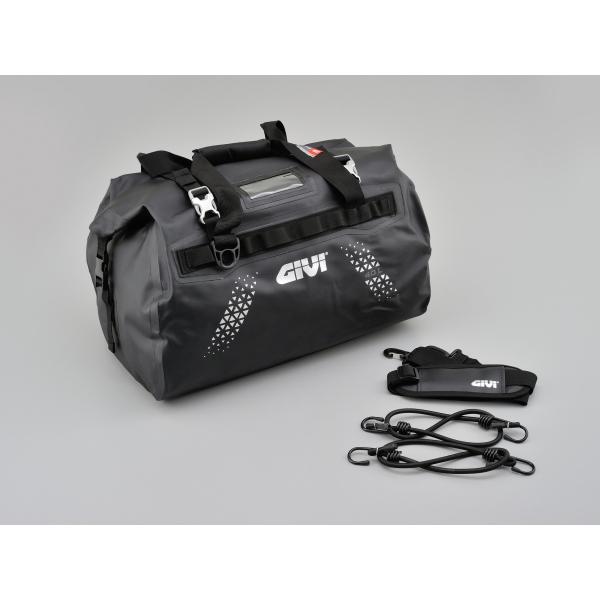 DAYTONA デイトナ GIVI UT803防水バッグ40L ブラック サイズ:270×500×300(mm)/容量:40L UT803 【96111】