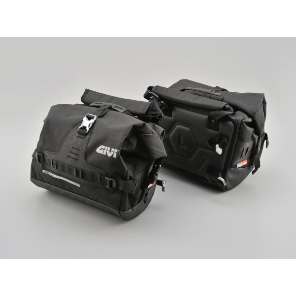DAYTONA デイトナ GIVI UT808 防水サイドバッグ 容量:各25L/サイズ:250×350×230(mm)。 【96617】