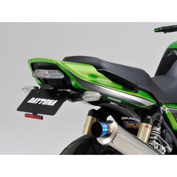 DAYTONA デイトナ フェンダーレスキット(車検対応LEDライセンスランプ付き) ZRX1200DAEG(09~16) 【97107】