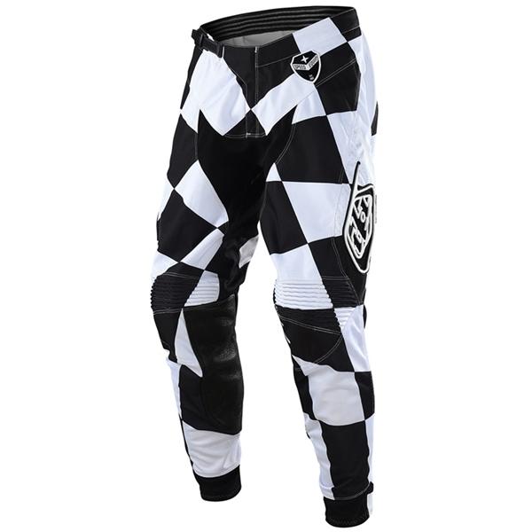 RSタイチ TROY LEE DESIGNS(トロイリーデザインズ) SE パンツ JOKER WHITE/BLACK 32 【TDY200】