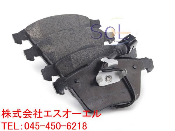 AUDI A2 (8Z0) A3 (8L1 8P1 8PA 8P7) フロント ブレーキパッド ブレーキパット 左右セット 1K0698151F 1K0698151A