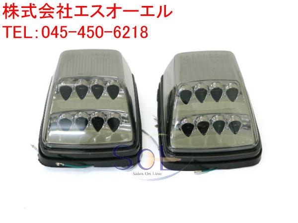 メルセデスベンツ Gクラス W463 ゲレンデバーゲン LEDフロントウインカー スモーク 流れるウインカー搭載 G320 G500 G55 G63 G65