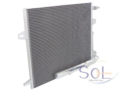 ベンツ W164 W251 コンデンサー ML350 ML500 ML550 R350 R500 R550 2515000054