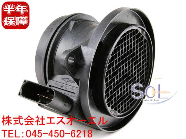 ベンツ W203 W204 W209 R171 エアマスセンサー エアフロメーター VDO C180 C200 C230 CLK200 SLK200 2710940248