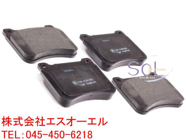 ベンツ W203 W209 R171 フロント ブレーキパッド ブレーキパット 左右セット C180 C200 C230 C240 C280 C320 CLK200 CLK320 CLK350 SLK200 SLK280 SLK350 0044205120