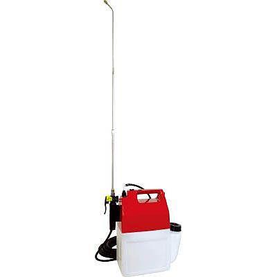 《ガーデニングや家庭菜園の殺虫に》キンボシ電気式噴霧機MS-800Aマルチスプレー5L
