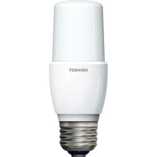 東芝 LED電球 E-CORE T形 一般電球60W形相当LDT7N-G/S/60W(5個セット)