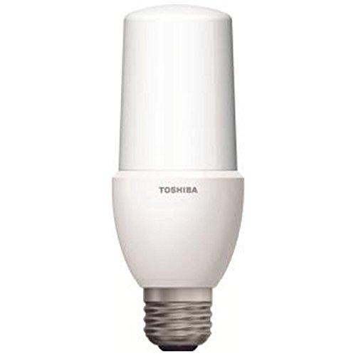 東芝 LED電球 E-CORE T形 全方向形 電球色LDT10L-G/S(5個セット)
