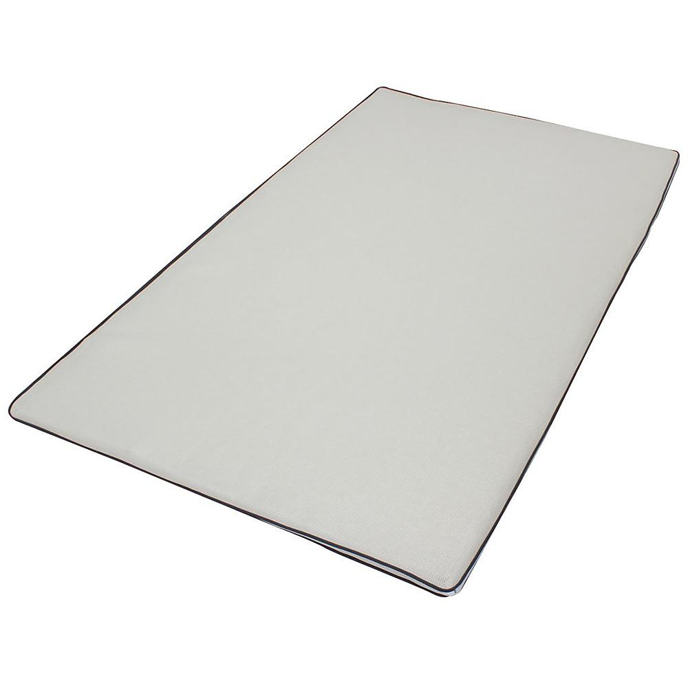 《季節に合わせて両面使えるカバー》アイリスオーヤマ エアリー敷きパッド厚み3cmPAR-SDセミダブル