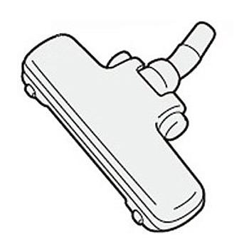 <title>メーカー純正品を送料無料でお届けします 東芝 ブランド品 クリーナー VC-B50K VC-CH50K他用床ブラシ 4145H418</title>