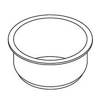 東芝 炊飯器内釜 1.0L(5.5合)用(320VV018)[適合機種]RC-10VPF