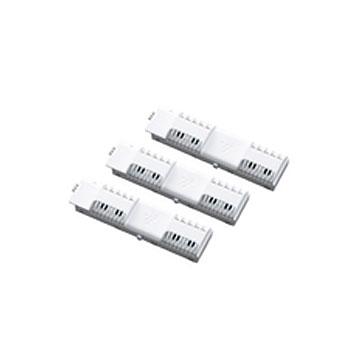 シャープ エアコン用交換用プラズマクラスターイオン発生ユニット(3個1組)AZ-ZC7W3[適合機種]AY-Z40SX-W ほか