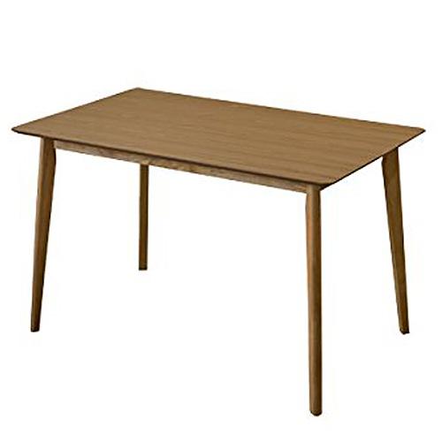 《4人がけに最適な120×75cm》サカベ VELAダイニングテーブル(120×75cm)PMB-120NAナチュラル