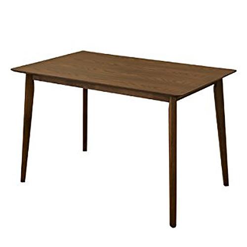 《4人がけに最適な120×75cm》サカベ VELAダイニングテーブル(120×75cm)PMB-120WALウォルナット