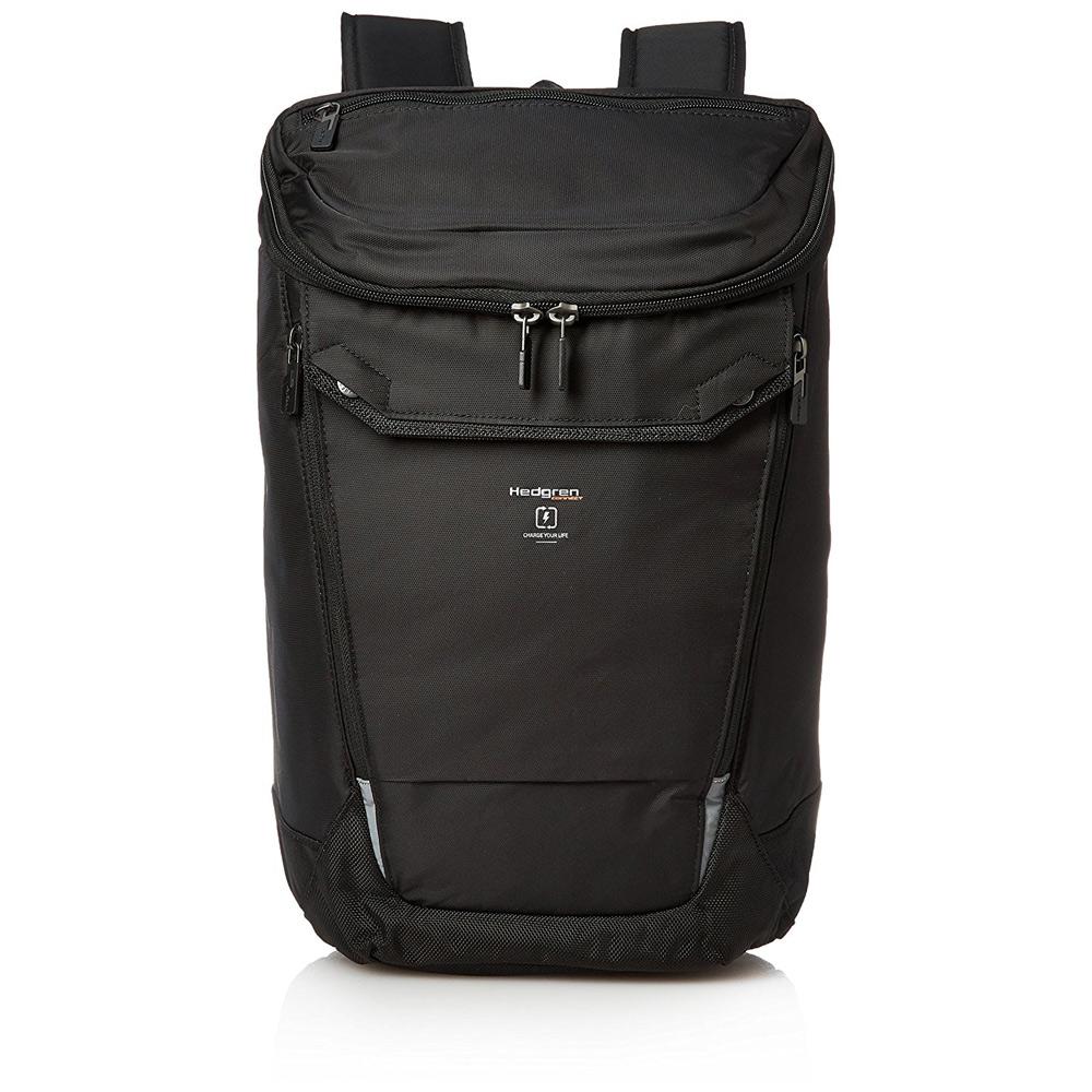 《ラップトップやタブレットを効率的に収納できる多目的バッグ》Hedgren(ヘデグレン)バッグパック BOND Large Backpack 15.6