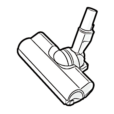 シャープ 掃除機用吸込口(2179351108)本体ゴールド系[対応機種]EC-A1RX-N