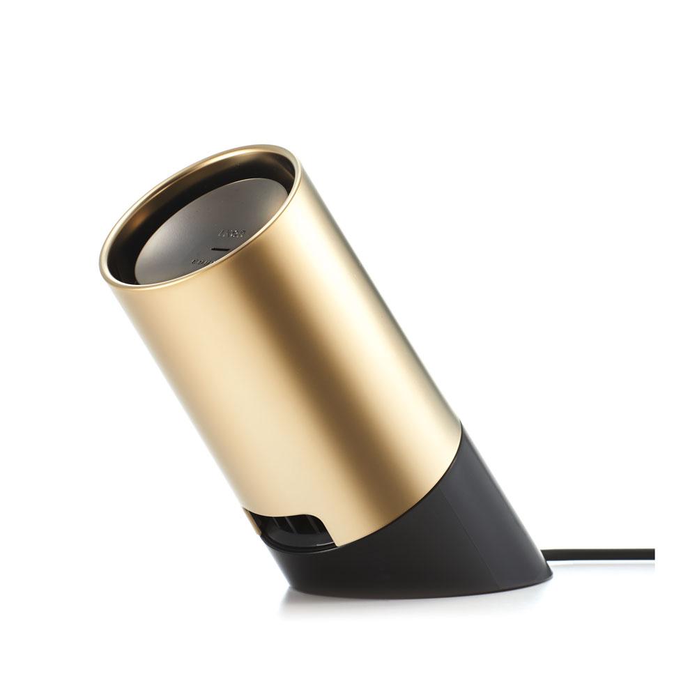 《空気中の嫌なニオイを分解し、アロマの香りでお部屋を満たします》IKOR 光触媒消臭機能搭載アロマディフューザーcoucaブラスゴールド, レイダース:75b1a525 --- officewill.xsrv.jp