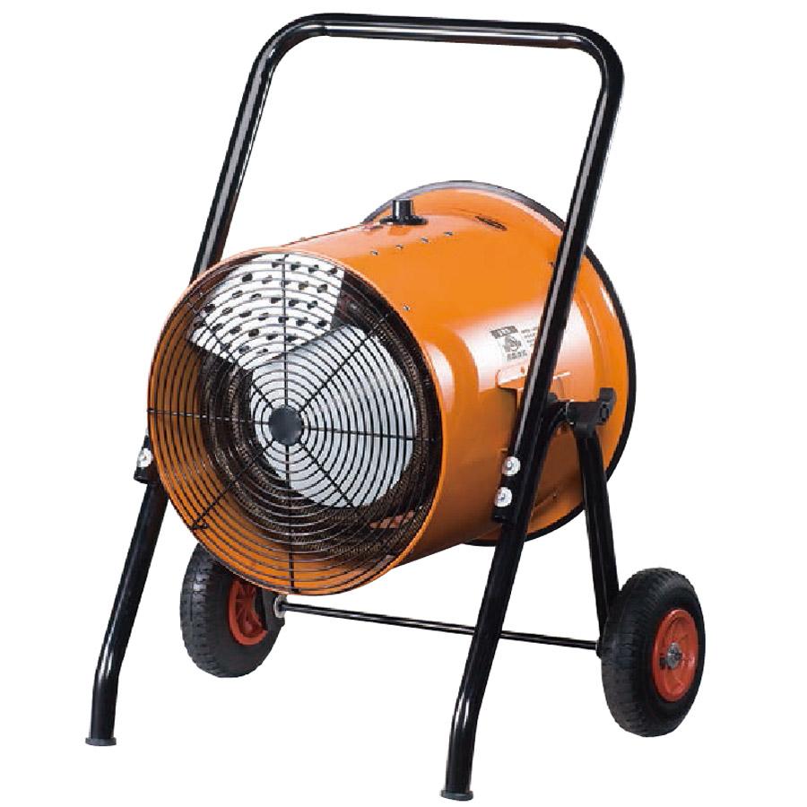 《温風で暖めたり乾燥したい場所に最適》ナカトミ 循環型温風送風機ISH-10KT