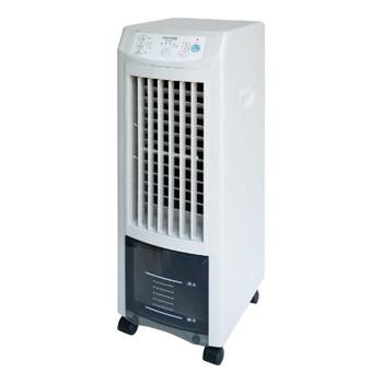 《カラダに優しい自然に近い涼風をお届け》TEKNOS リモコン冷風扇TCI-007