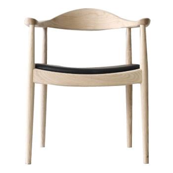 《世界で最も美しい椅子といわれるThe Chair。H・J・ウェグナーの代表作》ハンス・J・ウェグナー The Chairザ・チェアDC-604-NAナチュラル