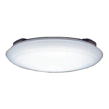 連続調光(10~100%)・6段階調光・LED常夜灯 東芝ライテック LEDシーリングライトLEDH91073W-LD(リモコン付・~10畳用)