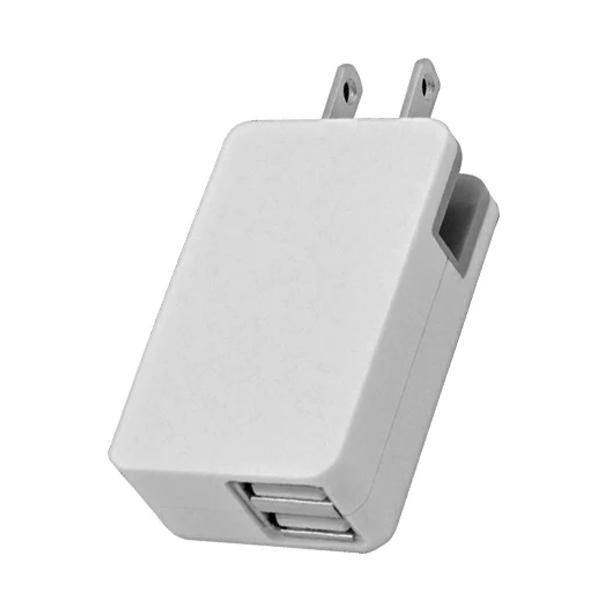 只今4時間限定 すぐに使える 絶対お得な10%OFFクーポン配布中 是非この機会にお買い物をお楽しみください 2台同時急速充電対応 USB2ポートACアダプター 同時充電OK 海外でも使用可能 最大出力 2.1A ACコンセントPT053 タブレット 検索: 変換アダプター 送料0円 コンパクト 充電器 スマホ 本物◆ iPhone 小型設計