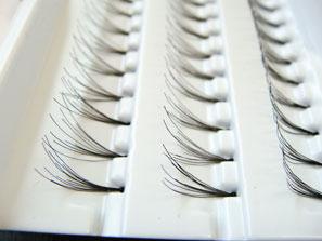 eyelashes extension [New] eight flare 12mm [eyelash extension]