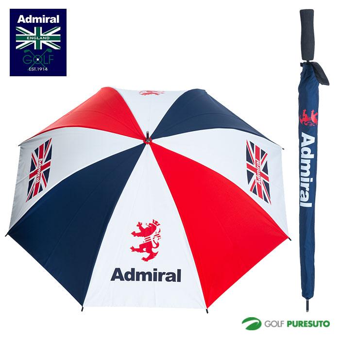 Admiral Golf ゴルフアンブレラ パラソル 日よけ 熱中症対策 アドミラルゴルフ ゴルフ アンブレラ ADMG9FE3 UVカット 傘 ゴルフ用 遮光 70%OFFアウトレット 軽量 60cm 即納 日傘