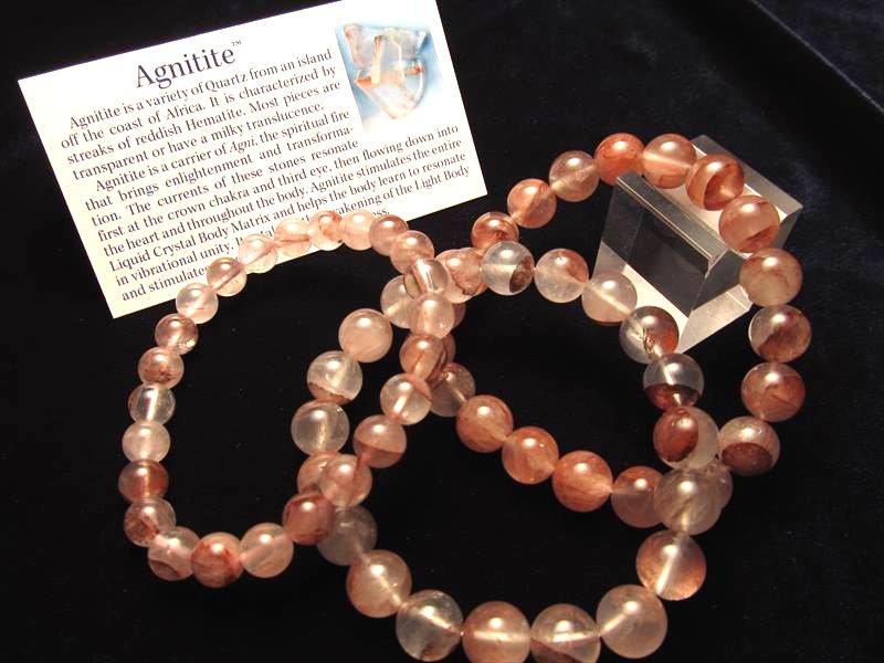 お見舞い アグニタイトブレスレット【Agnitite】 8-8.5ミリ×24珠 一点もの 極上天然石 一点もの 極上天然石 パワーストーン, Lait Nature:f09e0c2e --- business.personalco5.dominiotemporario.com