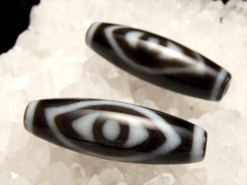 A至純天珠 仏眼天珠(ぶつがんてんじゅ) サイズ:約37ミリ 1680円 極上 天然石 ビーズ パワーストーン