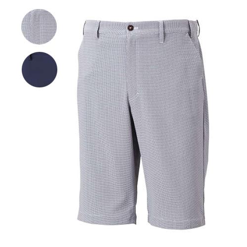 【大きいサイズ】【メンズ】 adidas golf ジャガードハーフパンツ 100/105/110/115/120/130