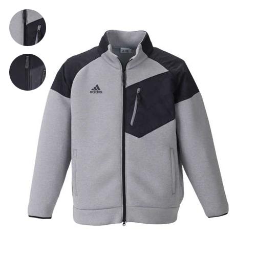 【大きいサイズ】【メンズ】adidas golf ウルトラライトニットスウェット 4XO/5XO/6XO/7XO